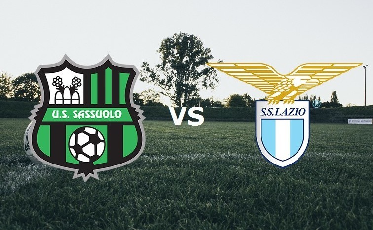 Sassuolo Lazio streaming live gratis. Ve