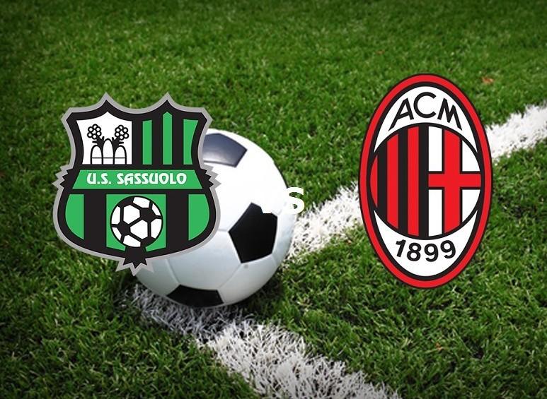 Sassuolo Milan streaming. Dove vedere su