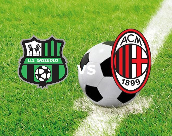 Sassuolo Milan streaming e in italiano g