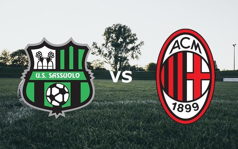 Sassuolo Milan streaming live gratis su