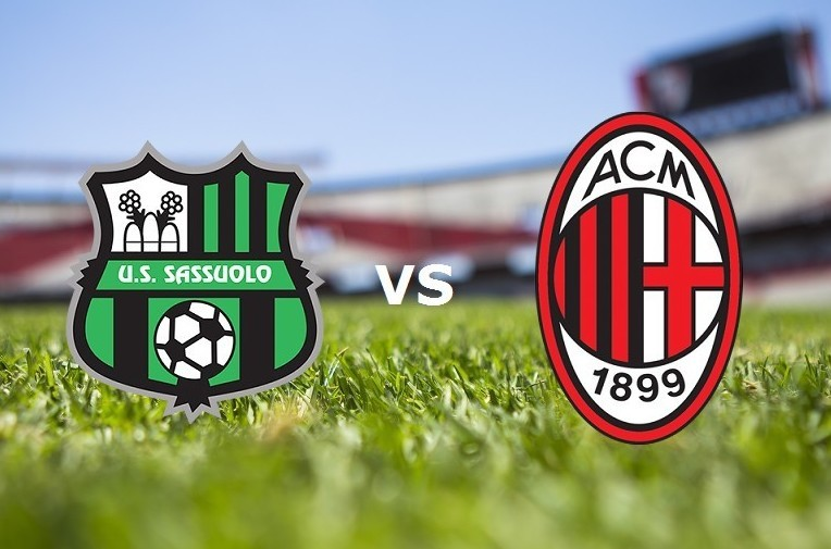 Sassuolo Milan streaming live gratis. Ve