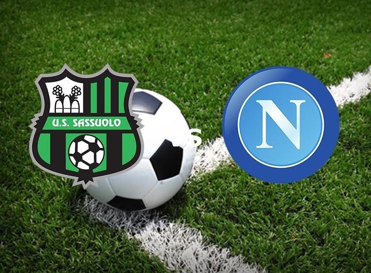 Sassuolo Napoli streaming gratis live su