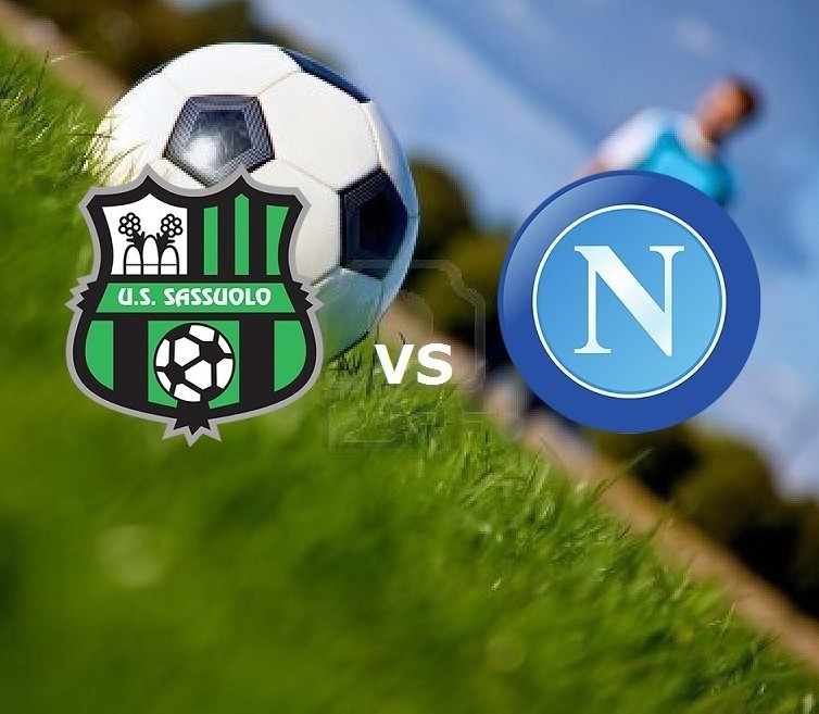 Sassuolo Napoli streaming su Rojadirecta