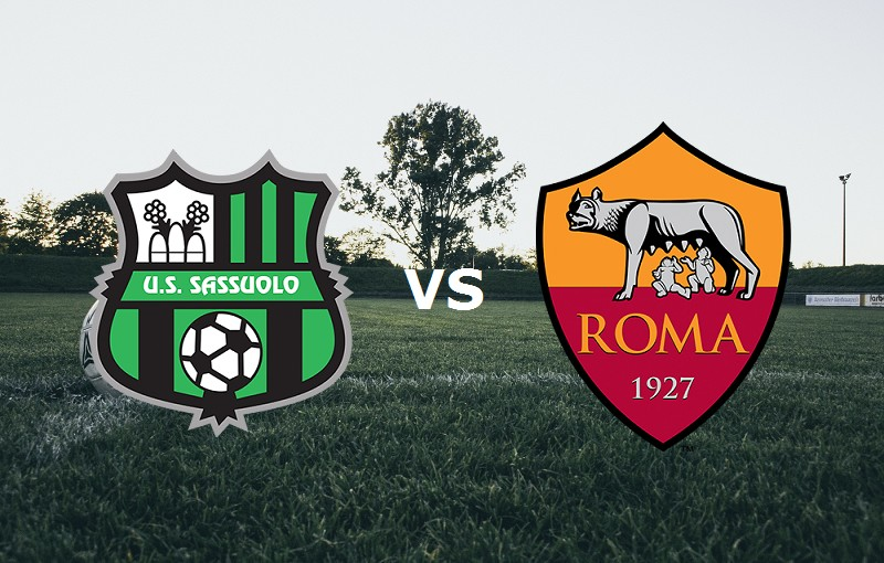 Sassuolo Roma streaming live gratis migl