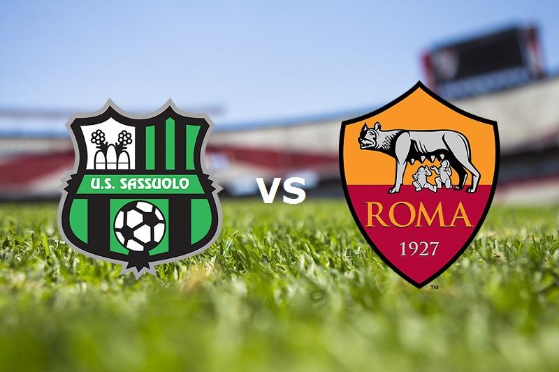 Sassuolo Roma streaming live gratis per