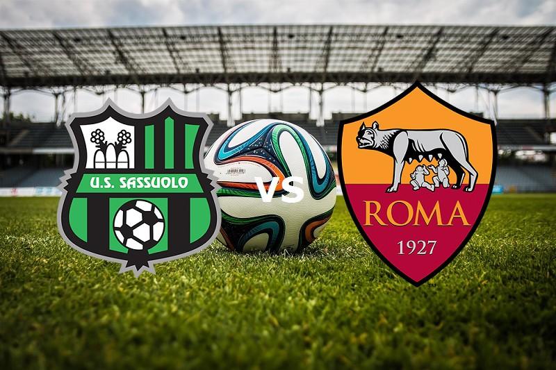 Sassuolo Roma streaming. Siti web. Dove