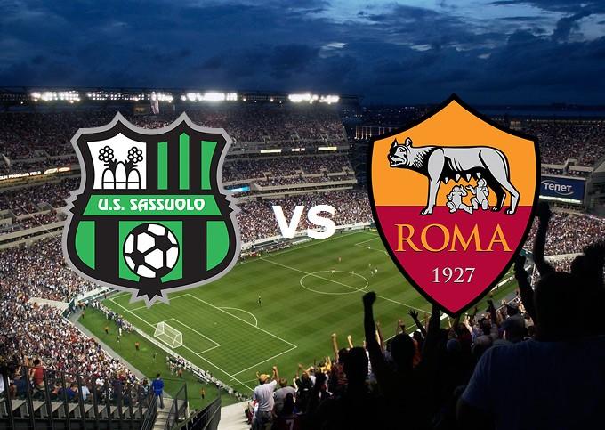 Sassuolo Roma streaming gratis live dire