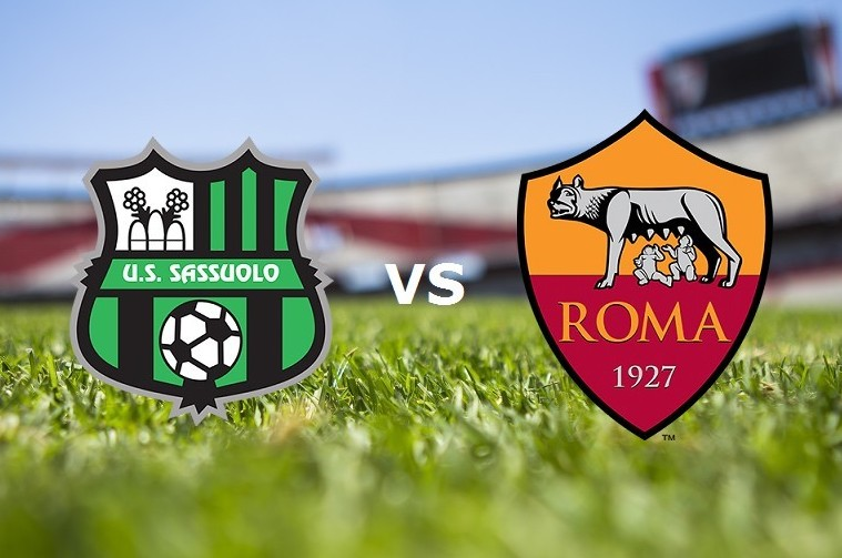 Sassuolo Roma streaming su link, siti we