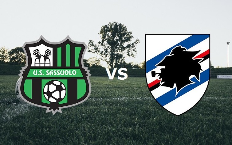 Sassuolo Sampdoria streaming live gratis