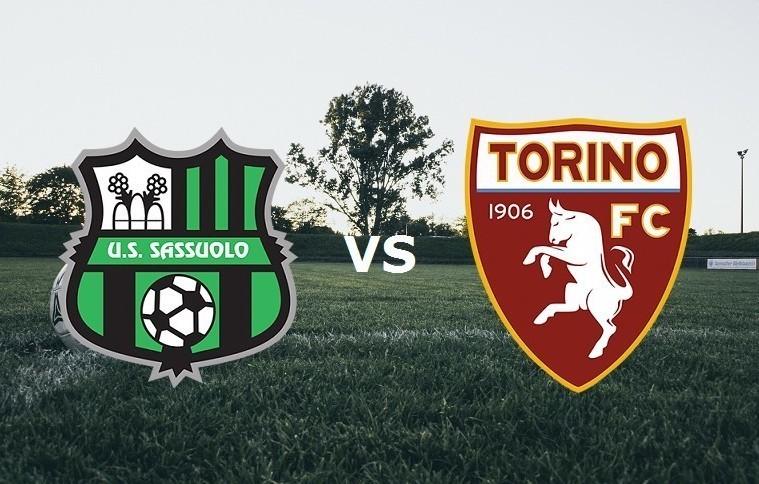 Sassuolo Torino streaming live gratis su