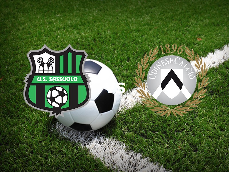 Sassuolo Udinese streaming gratis live l