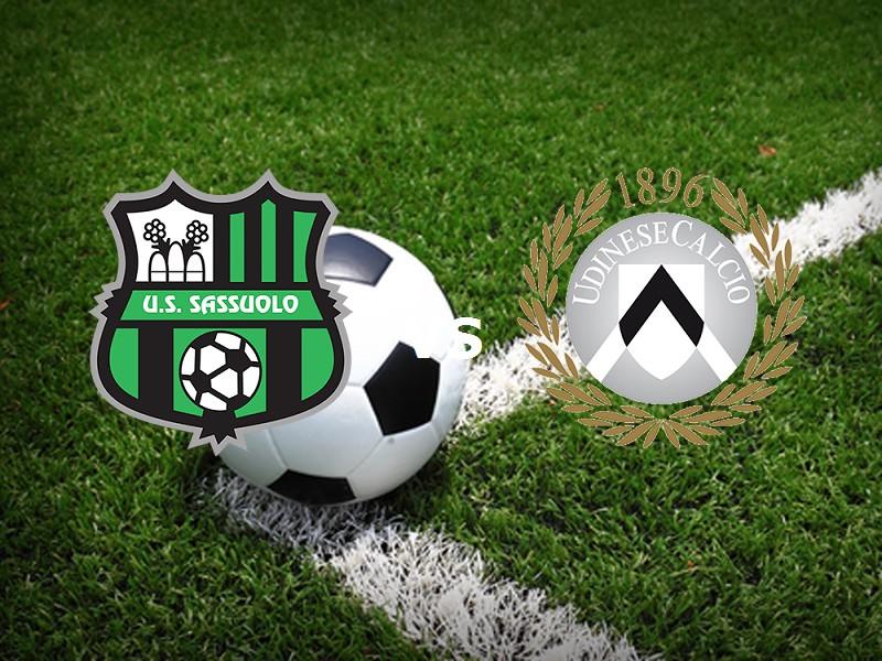 Sassuolo Udinese streaming gratis live l