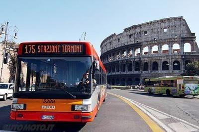 Sciopero mercoledì Roma metropolitana, t