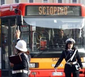 Sciopero oggi Roma venerdì metropolitana