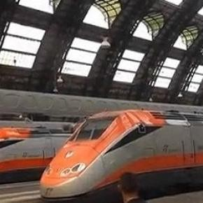 Sciopero treni Freccia Bianca, Rossa, tr