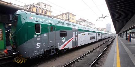 Sciopero treni oggi Trenitalia, Trenord