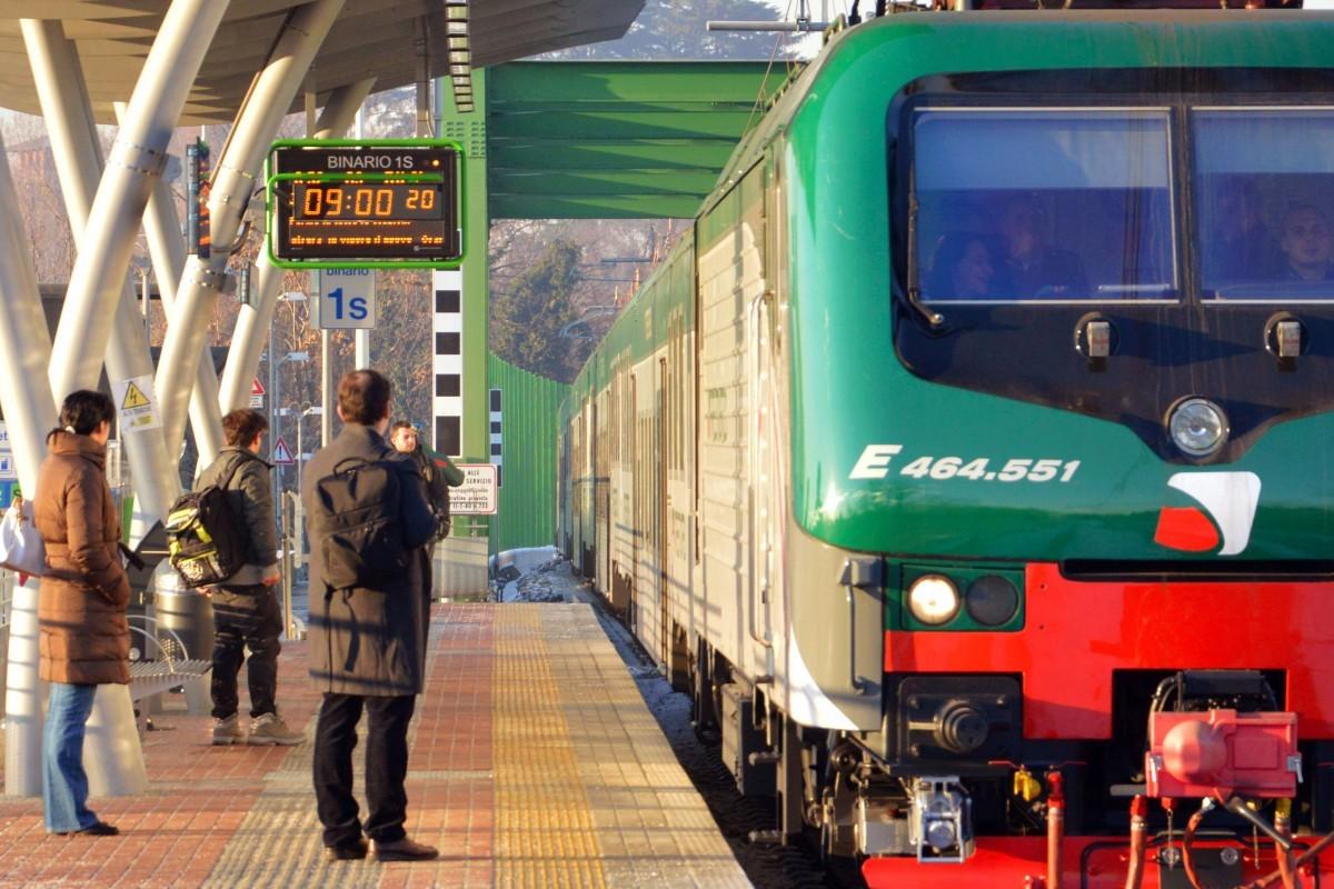 Sciopero treni ufficiali Trenitalia conf