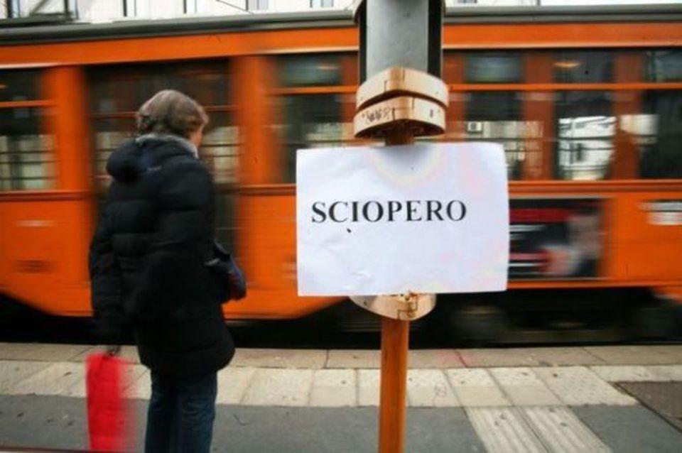 Sciopero treni Trenitalia Piemonte uffic