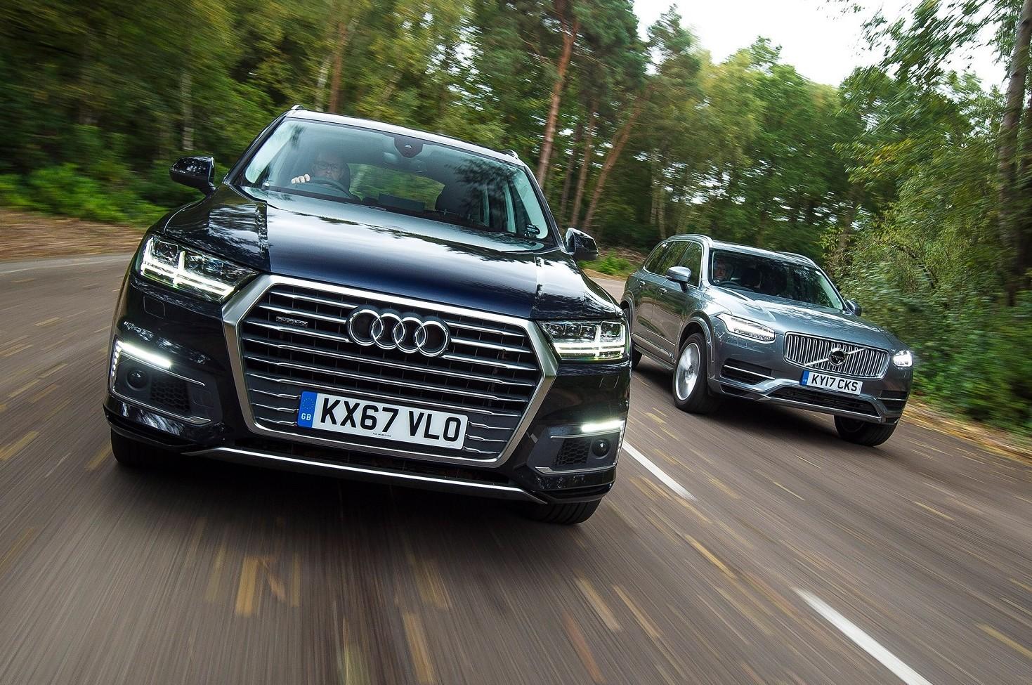 Sconti e promozioni Audi e Volvo Gennaio
