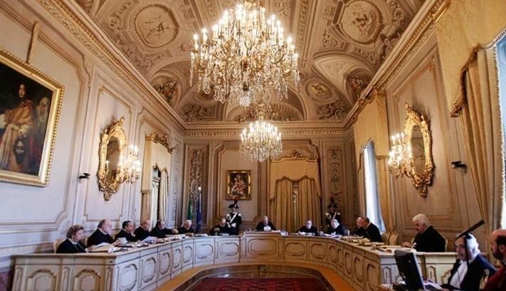 Sentenza Corte Costituzionale ufficiale