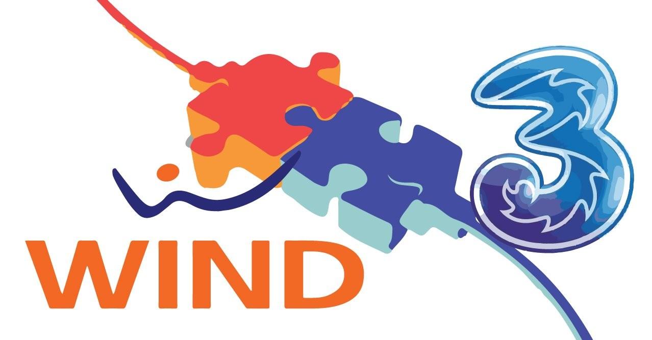 Sito web 3 Italia-Wind ufficiale con nuo