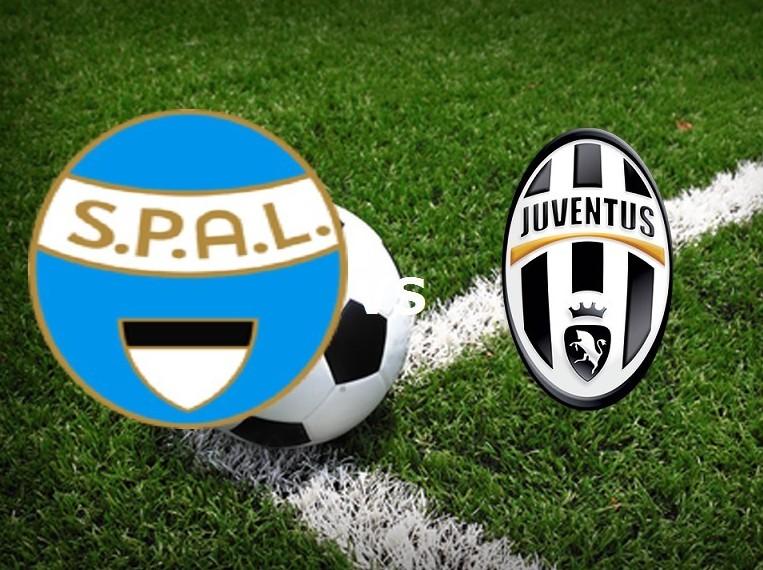 SPAL Juventus streaming live gratis dire