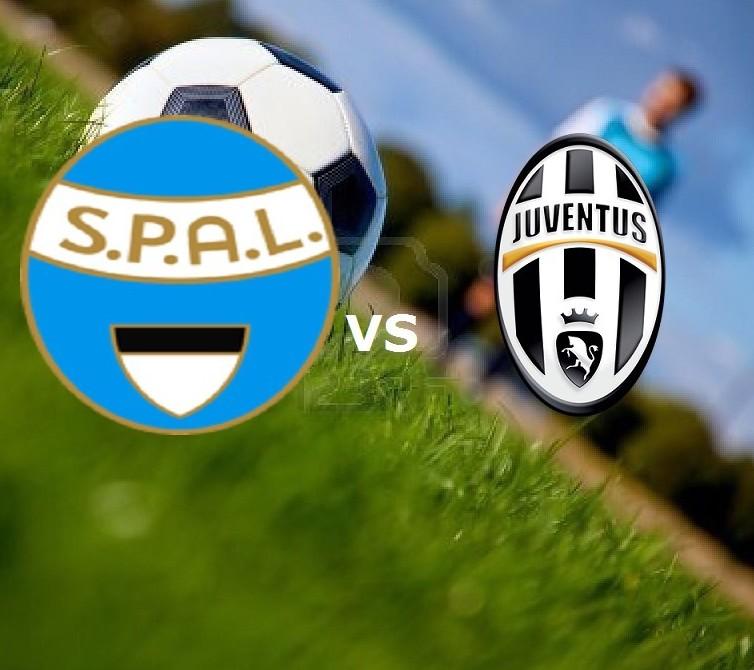SPAL Juventus streaming gratis live su s