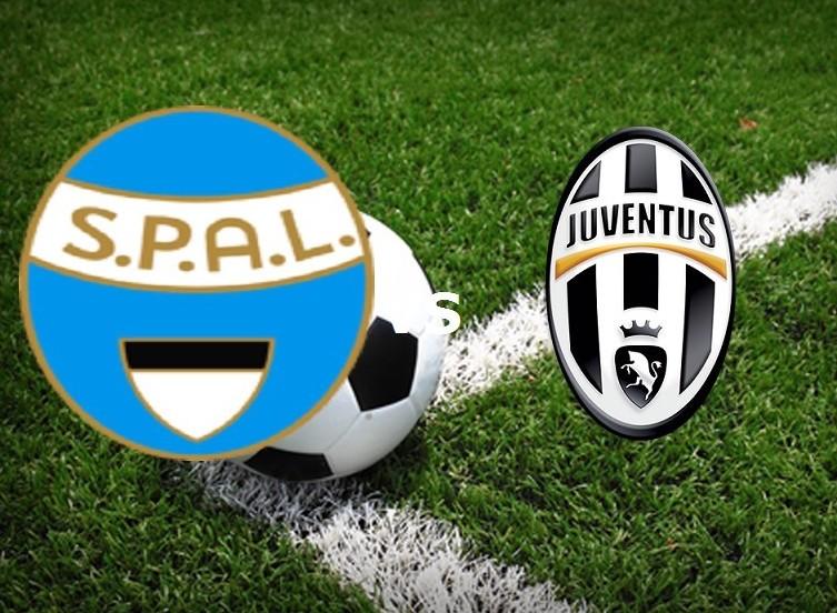 SPAL Juventus streaming live gratis. Ved