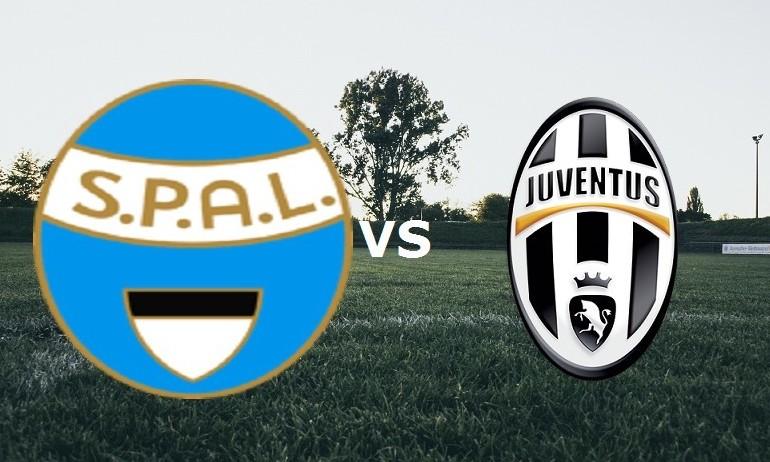 SPAL Juventus streaming gratis live per