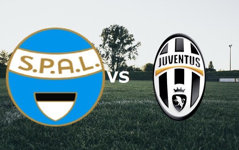 SPAL Juventus streaming gratis su link,