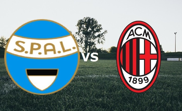 SPAL Milan streaming live gratis diretta