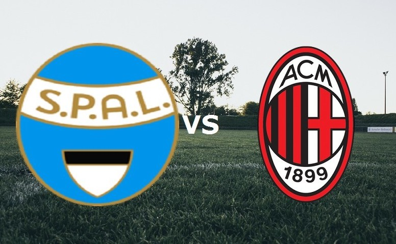 SPAL Milan streaming per vedere partita