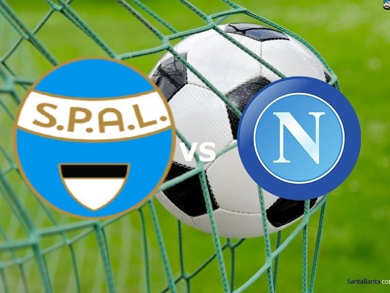 SPAL Napoli streaming senza abbonamento
