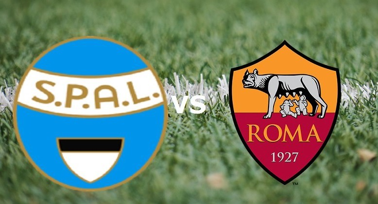 SPAL Roma streaming live gratis diretta