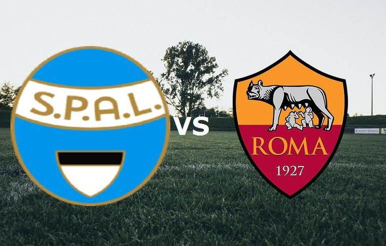 SPAL Roma streaming live gratis. Dove ve