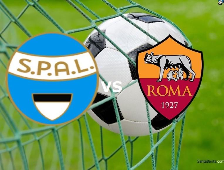 SPAL Roma streaming live gratis. Vedere