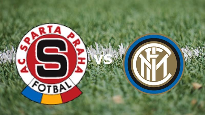Vedere Sparta Praga Inter oggi pomeriggi