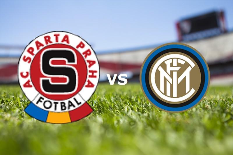 Sparta Praga Inter streaming gratis live