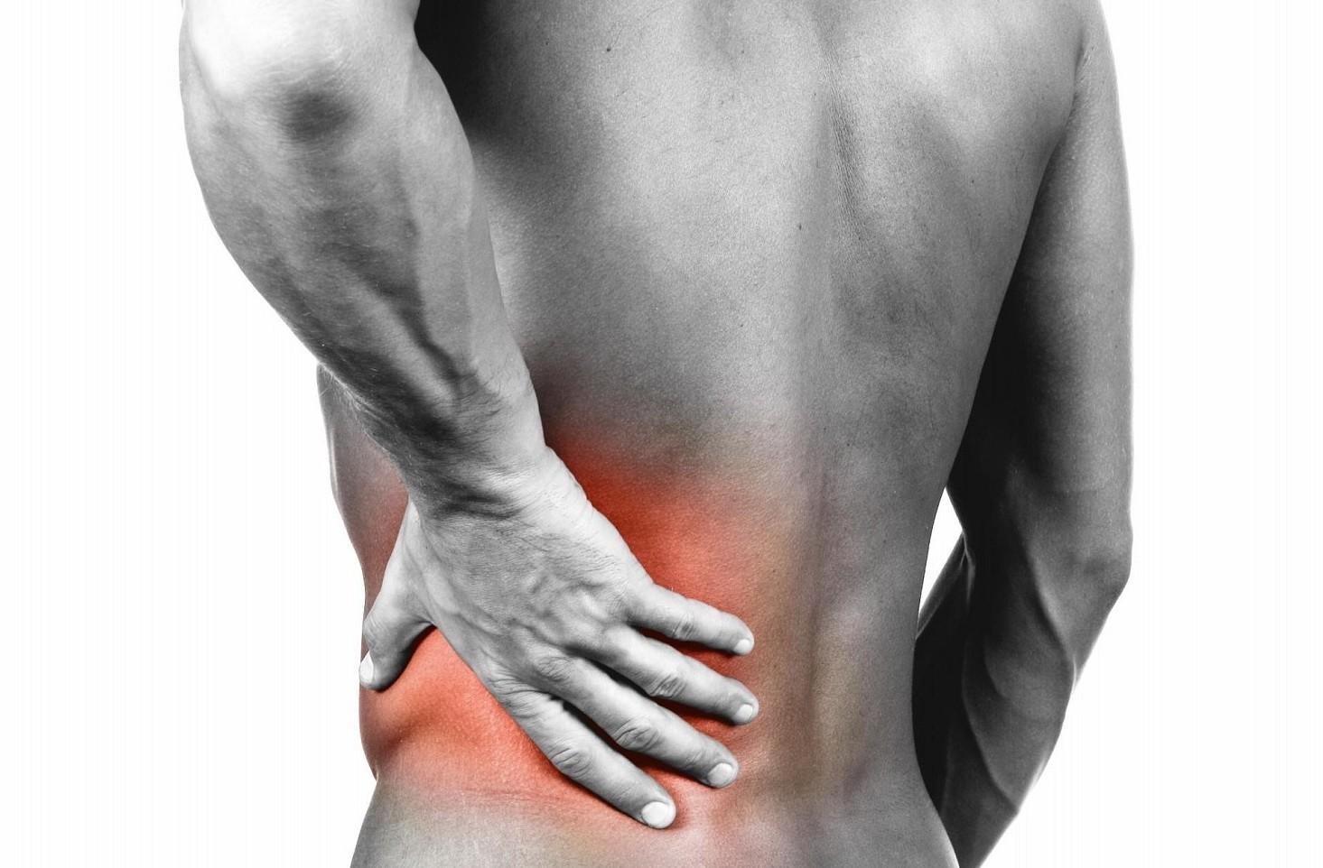 Spondiloartriti, mal di schiena, cervica