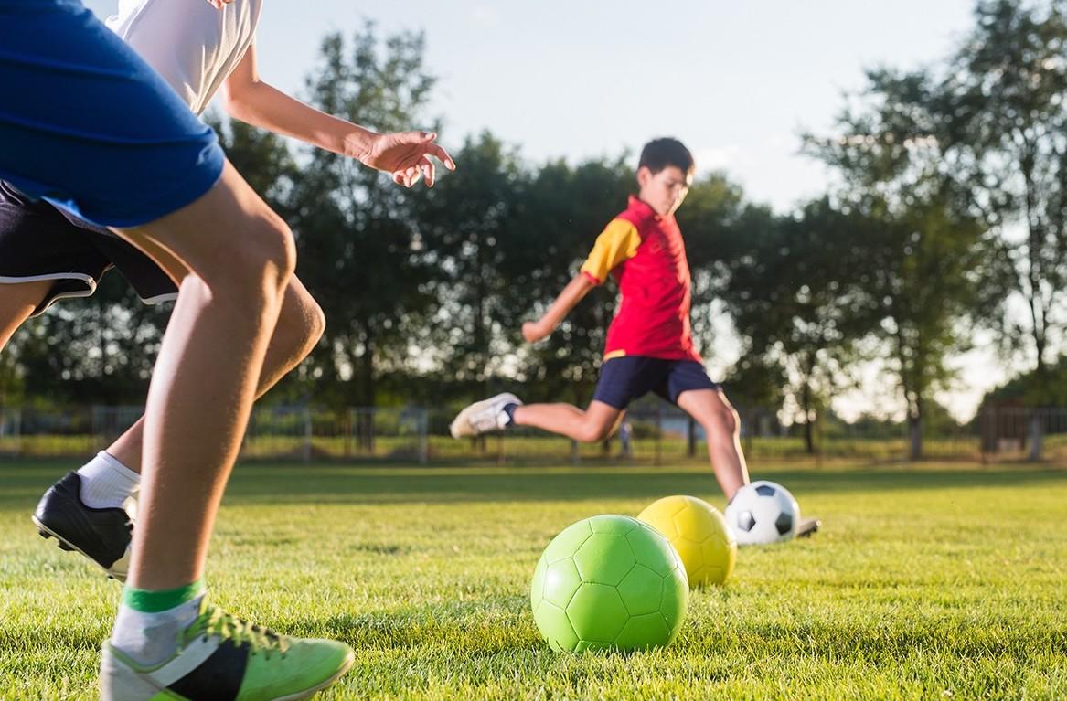Sport e bambini: rischio infezioni, l'al