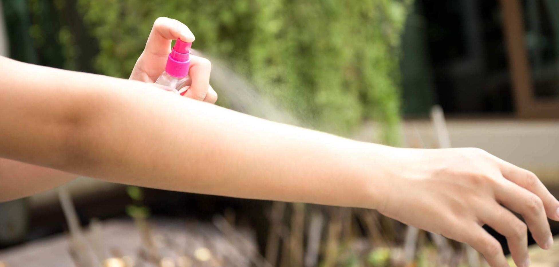 Spray contro le zanzare, test su numeros