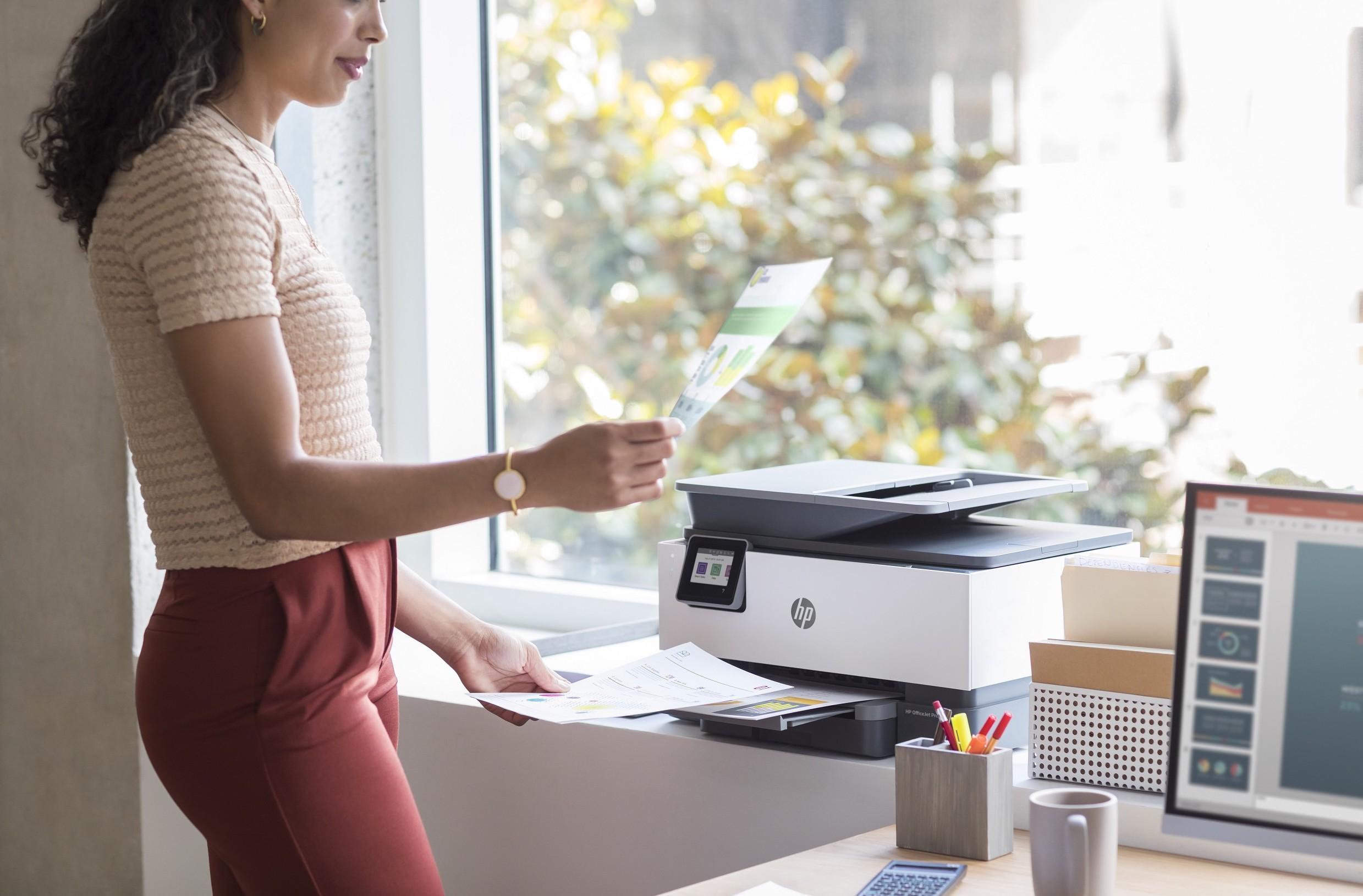Stampanti multifunzione HP OfficeJet Pro
