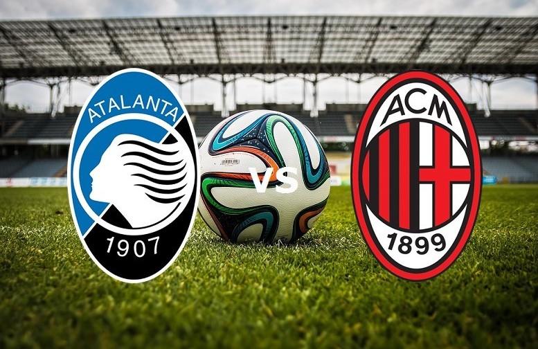 Atalanta Milan streaming gratis live e s