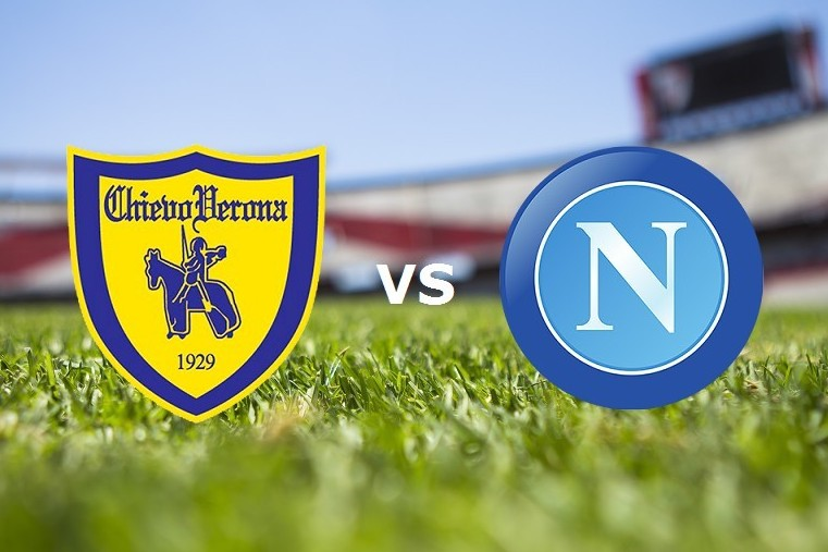Streaming Chievo Napoli live gratis su s