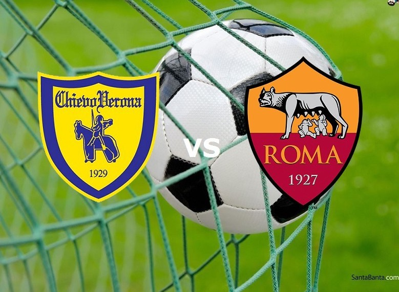 Chievo Roma streaming live gratis e dire