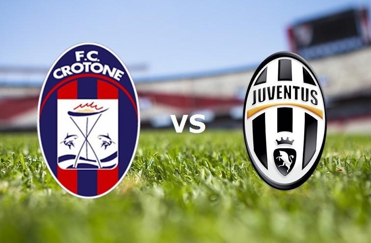 Streaming Crotone Juventus su siti strea