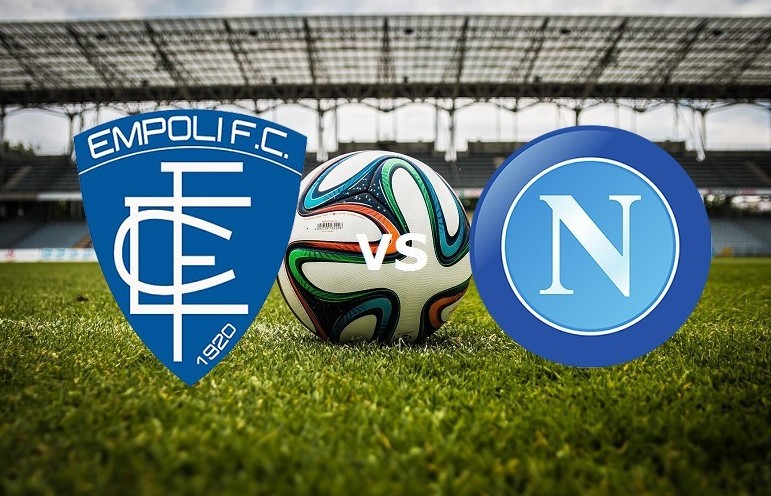 Streaming Empoli Napoli live gratis in d