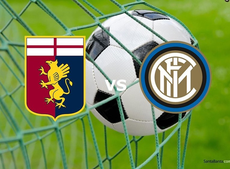 Genoa Inter streaming live gratis su sit