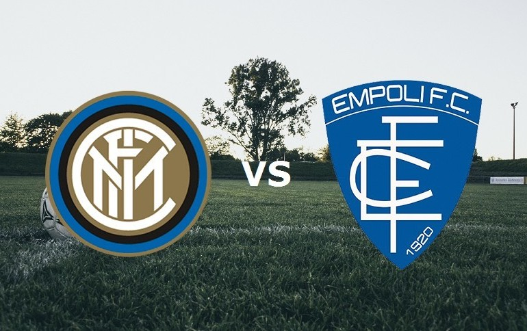 Streaming Inter Empoli gratis live in di