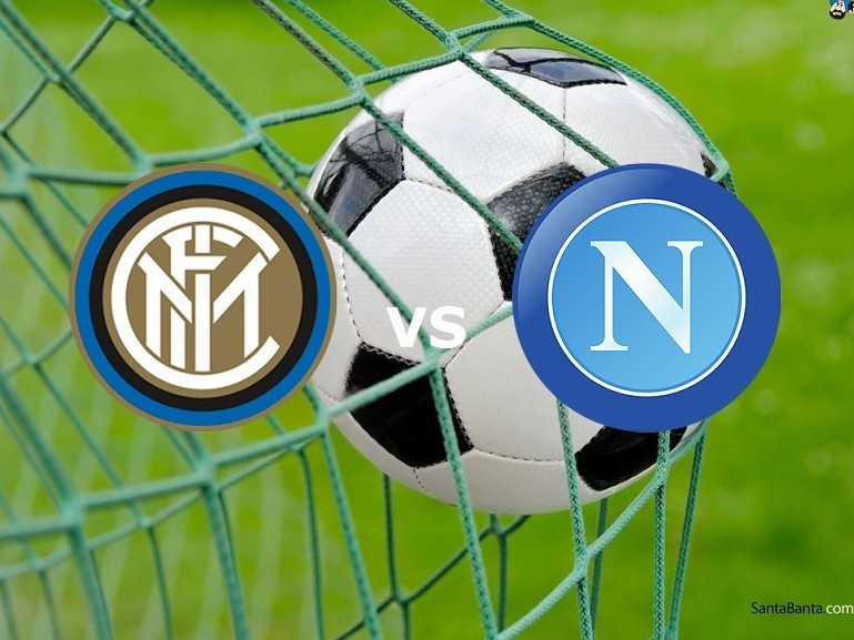 Inter Napoli streaming live gratis su si